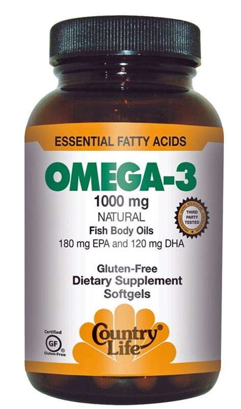 Fish Omega 3 Fatty Acids by Country Omega 3 Fish Essential Fatty Acids
