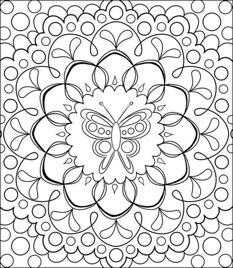 mandala coloring pages art is fun free adult coloring pages detailed printable coloring