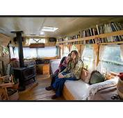You Can Read All About The Vintage Bus And Owners On Their Blog