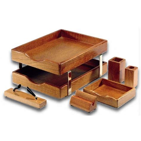 cherry wood desk accessories office accessories office metamorphosis