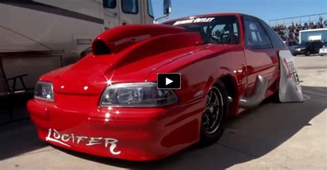 nitrous fox mustang quot lucifer quot drag racing cars