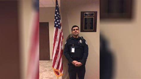 manhunt on officer during traffic stop
