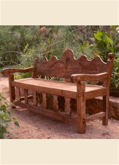 mexican bench 25 best ideas about mexican furniture on pinterest