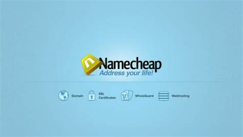 Domain Name Giveaway - win domain names with namecheap ended