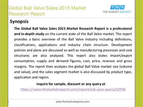 global valve market trends competitive landscape