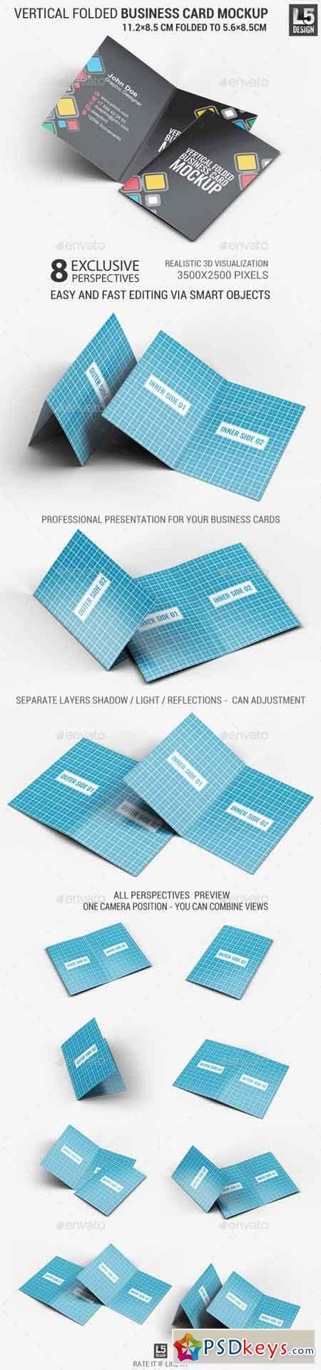 folded business card template photoshop vertical folded business card mock up 12477513 187 free