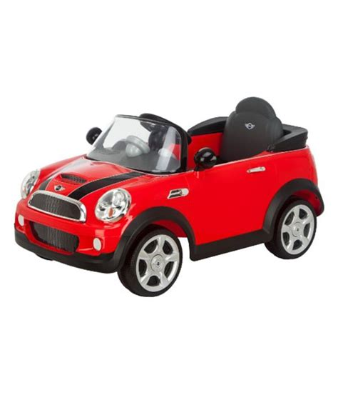 Mini Cooper Kid Car Rc Large Merchandise