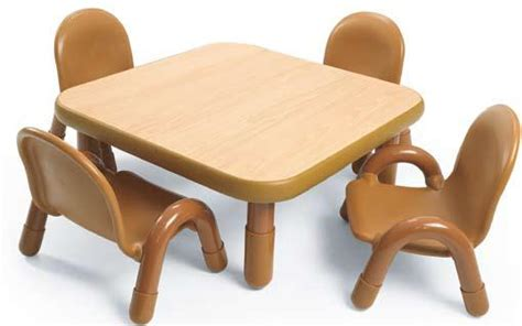 Table And Chair For Toddler by Angeles Ab74112 Baseline Toddler Table Chair Set