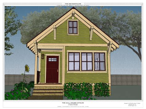 cottage plans designs new free plan the small house catalog