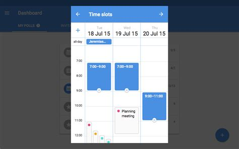 doodle scheduler android get doodle easy scheduling 3 27 1 apk android