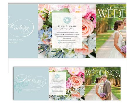 10 beautiful wedding brochure templates psd eps ai