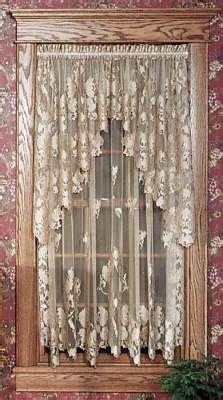 windsor lace curtains 1000 images about cortinas de encaje on pinterest lace