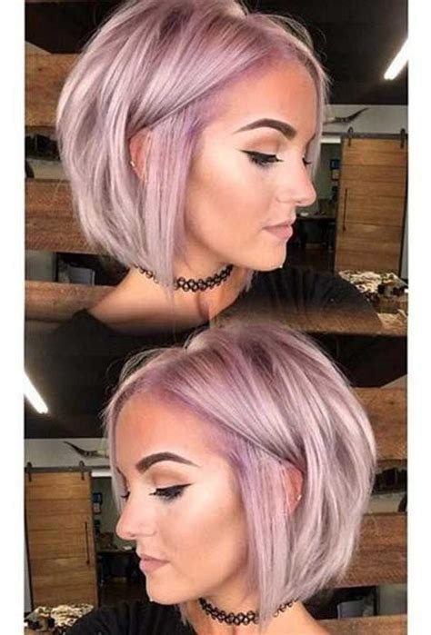25 best ideas about medium hair highlights on pinterest 15 best ideas of cute color for short hair