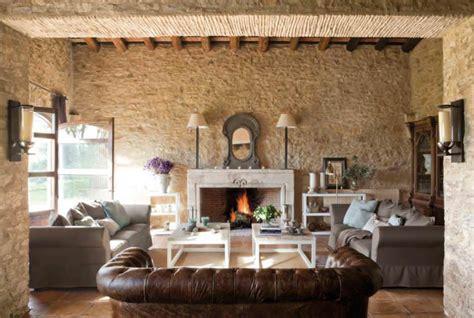 arredare rustico arredare la cucina e il soggiorno in stile rustico
