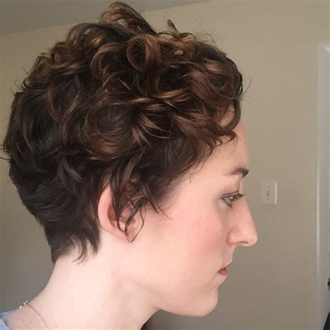 curly pixie cuting guide how do i pineapple my short hair and 3 more faqs