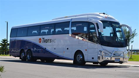 volvo bus australia  meeting expectations  delivering order   coaches  transwa