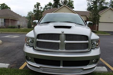 dodge ram 1500 cab gas mileage purchase used 2005 dodge ram 1500 srt10 cab