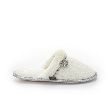 white house slippers pretty you opal mules white house of slippers