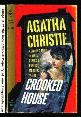 crooked house by agatha christie books libros y tortas