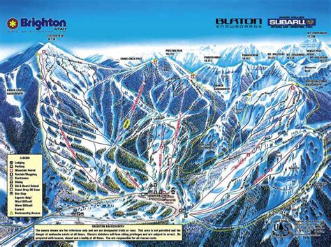 solitude trail map brighton buys solitude in utah will they connect