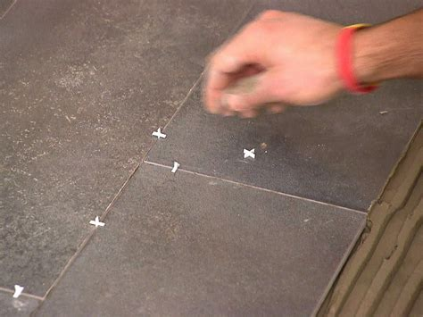 install wood look tile no grout how to install a plank tile floor how tos diy