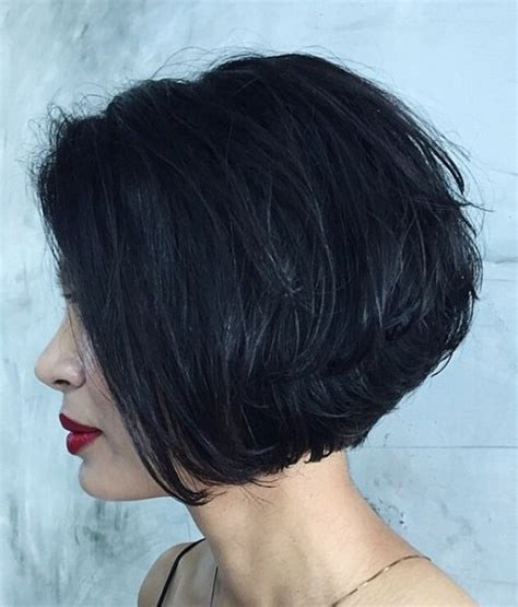 easy and quick hairstyles for layered hair 50 cute and easy to style short layered hairstyles