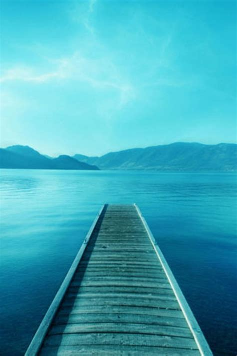 blue water iphone wallpaper hd