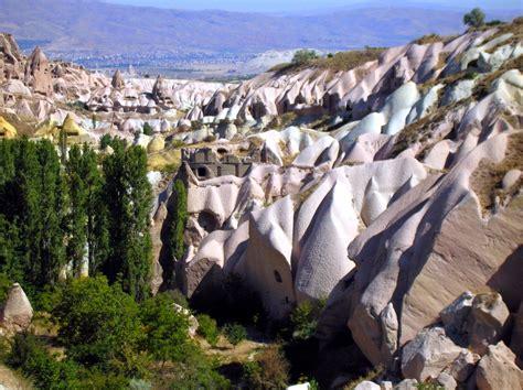 camini delle fate cappadocia turchia la cappadocia e i camini delle fate