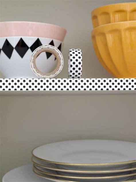 washi tape kitchen cabinets best 20 washi tape furniture ideas on pinterest