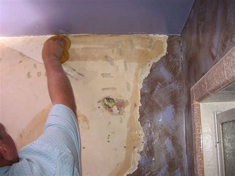 how much to plaster a small room repair plaster walls and skills diy and crafts plaster and diy network