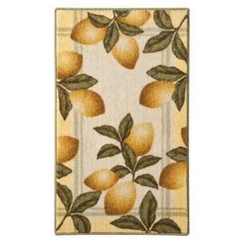 lemon kitchen rug lemon rug my lemon and lime kitchen