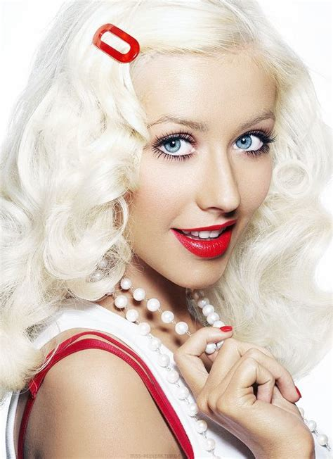 Aguilera Is Probably by Aguilera Back To Basics Era
