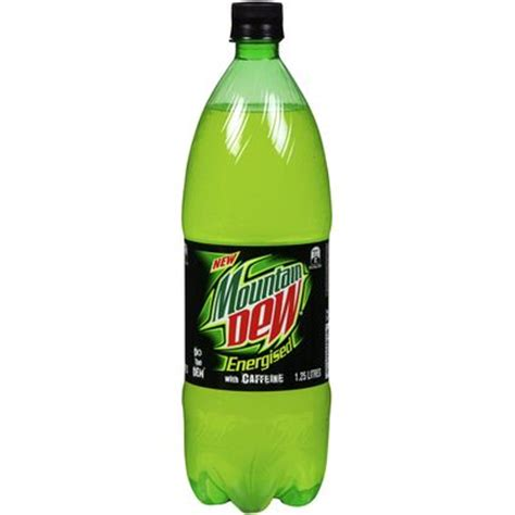 Mountain Dew L mountain dew 1 25l