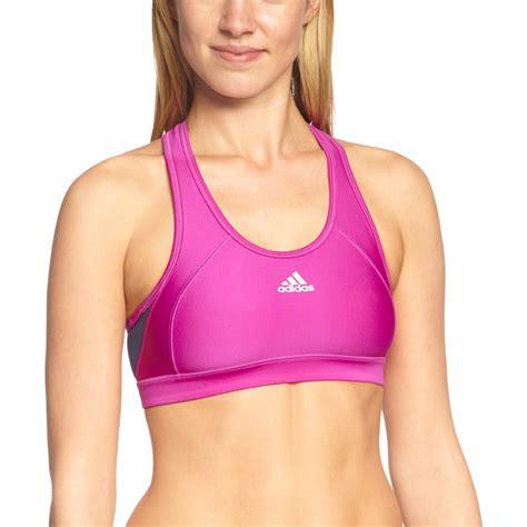 Sport Bra Pink 1580 adidas techfit s sports bra pink s13 sky f12 matte silver size 40 co