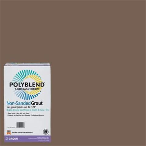 polyblend sanded grout colors