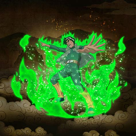 naruto blazing hot blooded youth might guy quot hot blooded youth quot 6 naruto shippuden