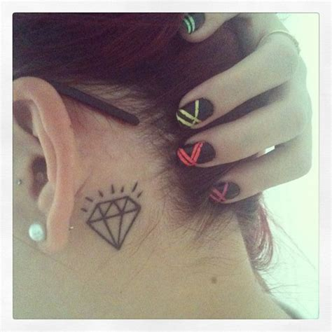neymar tattoo behind ear taturday ear tattoos smosh