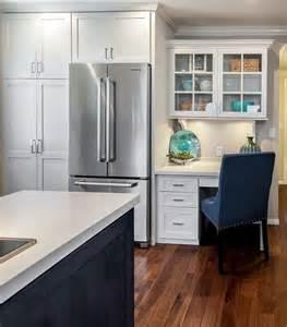 25 best ideas about kitchen desks on kitchen