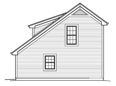 Saltbox Cabin Plans by Saltbox House Plans With Garage Saltbox Garage Plans