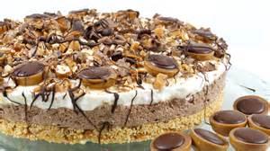 kuchen mit bild toffifee torte rezept mit bild evas backparty