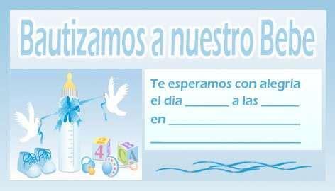 tarjetas de bautizo para nino invitaciones bautizo fotos ideas para imprimir foto 14 invitaciones bautizo fotos ideas para imprimir foto ella hoy
