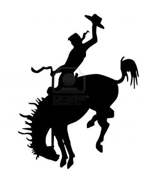 cowboy on horse clip art cliparts co