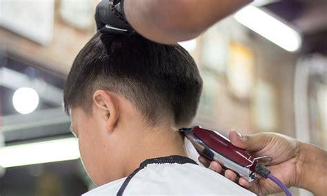 skybox haircuts bedford hours bedford barber abdulrahim omar jailed for shaving boy s