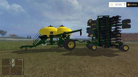 Deere Air Planter by Deere Air Seeder Fixed Mod Farming Simulator