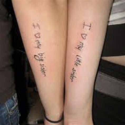 cute sister tattoos tattoos pinterest cute sister