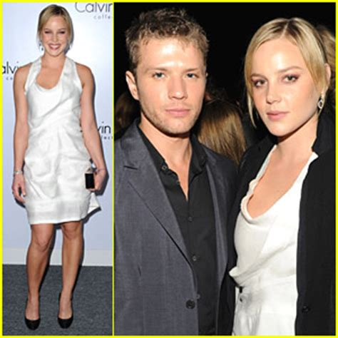 Looks Like Phillipe And Abbie Cornish Something To Be Embarrassed About After All phillippe abbie cornish calvin klein