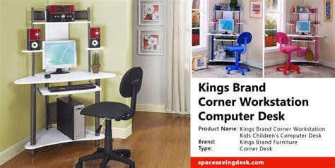 space saving corner desk brand corner workstation computer desk review