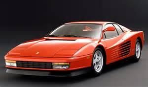 Testarossa Used Used Testarossa Sport Cars Ruelspot