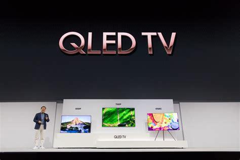 Tv Samsung Di Electronic Solution samsung lancia i nuovi tv qled per il 2018 schermi piatti