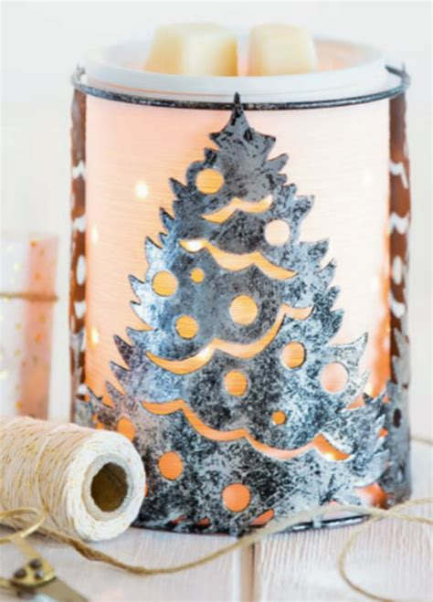 christmas tree warmer and wrap buy scentsy the safest